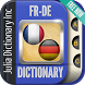 French German Dictionary by Julia Dictionary Inc