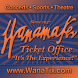 Wanamaker Ticket Office by Mobile Ticket App