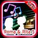 Rhoma Irama - Rita Sugiarto by Rondo Publisher