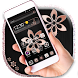 Soft Rose Gold Launcher by Cool Wallpaper