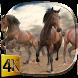 Wild Horses Live Wallpaper by Pawel Grabowski