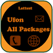 Ufon Sim All Packages Detail