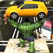 Superhero City Battle Monster Fighting by HORIZON Free Action games