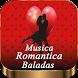 Musica romantica gratis balada by AppsJRLL