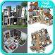 3D Home Plan Design Ideas by Halo holon
