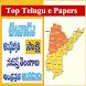 Top Telugu e Papers by d2h App Tech
