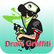 How To Draw Graffiti - Step by Step by Best Dev