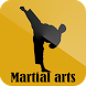 Martial arts by Flower Apps