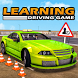 Learning Car Bus Driving Simulator game by VR Reality Games