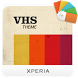 XPERIA™ VHS Theme by Sony Mobile Communications