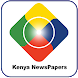 Kenya News Papers Online App by News Hunting