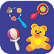 Baby Rattle Toys by B.B Apps