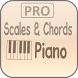 Scales & Chords: Piano PRO by Pythonas