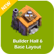 New COC Builder Hall 6 Base Layout by Debay Apps