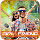 Girlfriend Photo Editor – Background, Frame & Text by Apps Heaven
