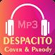 DESPACITO Cover & Parody Mp3 by MATA ELANG DEV