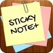 Sticky Note + : Sync Notes by Axhunter