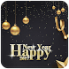 Luxury Golden New Year Theme by Theme Designer