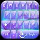 Keyboard Theme Glass Dream by Luklek