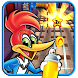 woody subway woodpecker laugh adventure by fatiha chagare