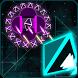 Geometric Galaxy by Siberian Stone Entertainment