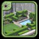 Urban Garden Patio Design by Black Arachnia