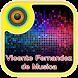 Musica de Vicente Fernandez