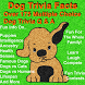 Dog Trivia Facts by jomark3