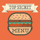 TopSecretMenu - Secret Recipes by Thomas Stalcup Jr