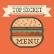 TopSecretMenu - Secret Recipes by Thomas Stalcup Jr