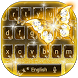 Gleam Butterfly keypad Theme by Ajit Tikone