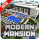 New Modern Mansion Map for Minecraft PE by New Map MCPE