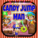 Candy Jump Man by Sutipan