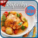 Paprika Recipes by AppDed