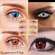 contact lenses designs by SyahroniTilla