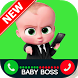 Fake Call From Baby Boss by CreatedStudio