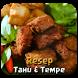 Resep Masakan Tahu & Tempe by GusMedia