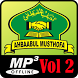 Sholawat Nabi Offline - Ahbaabul Musthofa Vol 2 by rindu rasul
