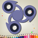 Spinner Coloring