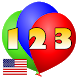 123 Ballon Numbers Kids by Ready Square