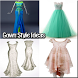 Gown Style Ideas by bbsdroid