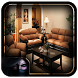 Living Room Sofa Arrangement by Psionic Trap