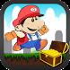 Super Dario Running Free Game by Classic Platform Adventures Shopkins of Mario