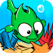 Spiky Swim by Prairie West Software