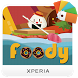 XPERIA™ Foody Theme by Sony Mobile Communications