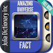 Amazing Universe Facts for All by Julia Dictionary Inc