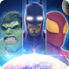 Superhero Justice City: Grand League Strike by Gamebook Studios