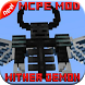 Wither Demon Mod for MCPE by Max apps studio