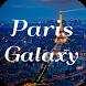 Paris Galaxy Font for FlipFont , Cool Fonts Text by Free FlipFont Studio