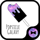 Cute Wallpaper Popsicle Galaxy Theme by +HOME by Ateam